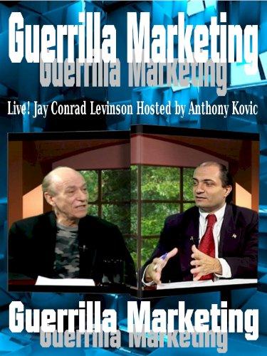 Jay Conrad Levinson Author of Guerrilla Marketing Live