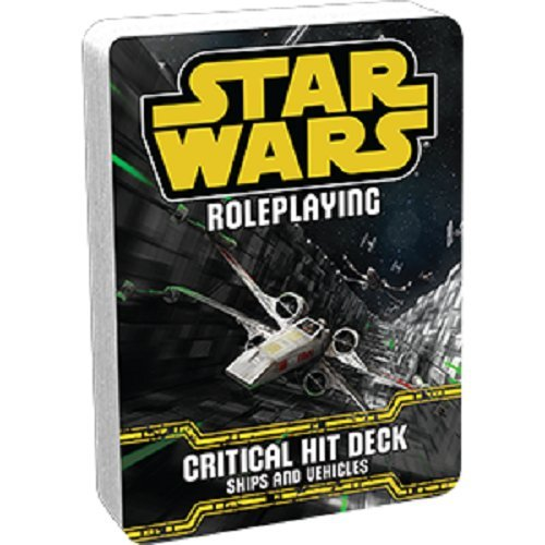 Iello FFGUSWR05 Star Wars Critical Hit Deck