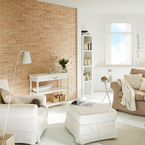 lambris mural les bons plans de micromonde. Black Bedroom Furniture Sets. Home Design Ideas