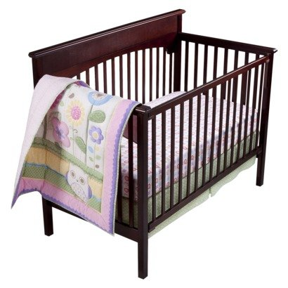 Circo Owls n Floral Baby Bedding