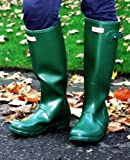 Hunter Original Tall Classic Wellington Boots - Chocolate