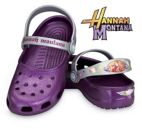 Crocs Hannah Montana - Gr. 32 (Innenlänge: ca. 19 cm) M2 W4 Mary Jane (selten)
