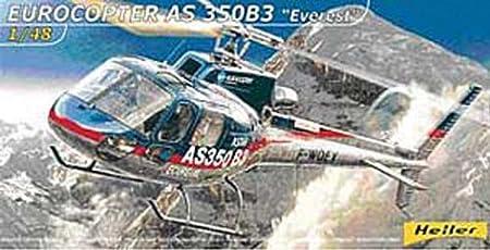 """Heller - 80488 - Construction Et Maquettes - Eurocopter As350 B3 """"Everest"""" - Echelle 1/48ème"""