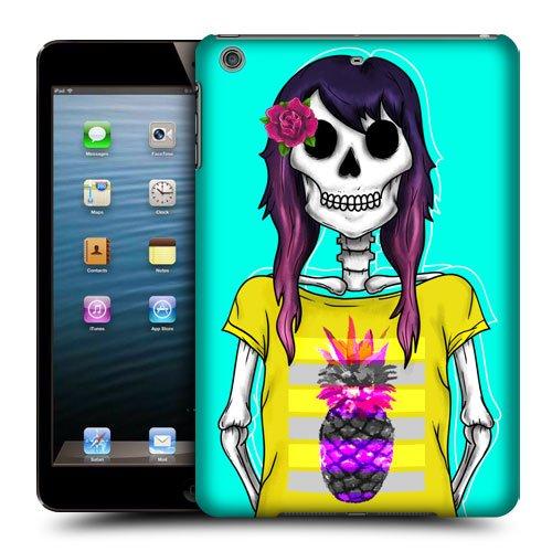 Head Case Designs Rocker Chic Swank Skulls Protective Snap-on Hard Back Case Cover for Apple iPad mini with Retina Display iPad mini 3