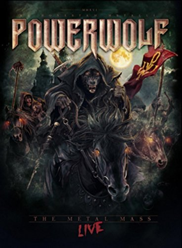 Powerwolf - The Metal Mass - Live (2 Blu-Ray)
