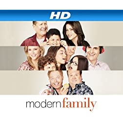 Modern Family Season 3 [HD]
