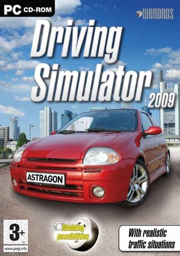 Driving Simulator 2009 cover