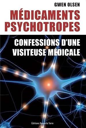 MÉDICAMENTS PSYCHOTROPES : Confessions d'une visiteuse médicale  51Bsg%2BzVfwL._SY445_