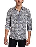 English Laundry Men's Petersborgough Shirt