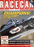 img - for Racecar Engineering Magazine - January/February 2000 (Volume 10, Number 1) book / textbook / text book