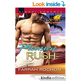 Pleasure Rush (Mills & Boon Kimani) (Kimani Hotties - Book 28)