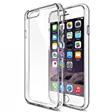 iPhone 6 Case, Maxboost® [Clear Cushion] iPhone 6 (4.7) Case Bumper [Lifetime Warranty] Seamless integrated Shock-Absorbing Bumper and Ultra Clear Back Panel Protective Cover - Stylish Retail Packaging - Slim Bumper Case for iPhone 6 (4.7 inch) (2014)