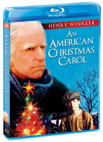 An American Christmas Carol, actor Henry Winkler[Blu-ray]