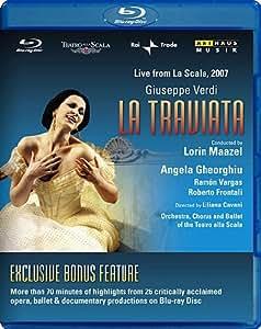 Giuseppe Verdi  : La Traviata (Teatro alla Scala) [Blu-ray]