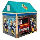 John 78203 - Feuerwehrman Sam Feuerwehrhaus, 72 x 95 x 102 cm von John GmbH