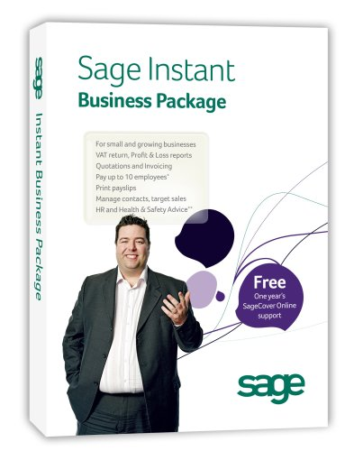 Sage Instant Business Package v15 (PC CD)