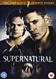 Supernatural - Season 7 Complete (DVD + UV Copy)