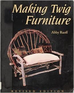 make twig furniture