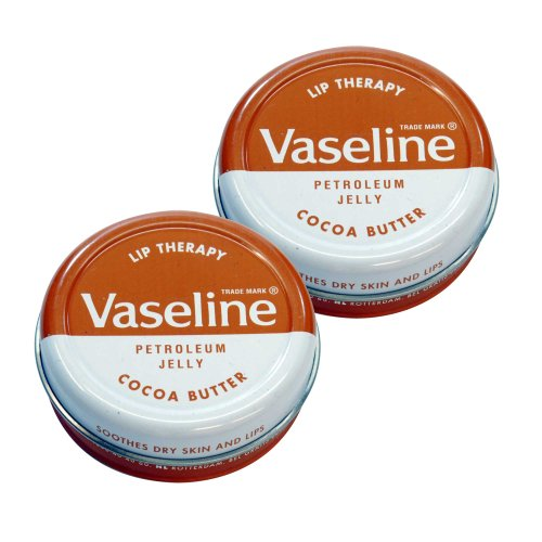 Vaseline Lip Therapy ヴァセリン 20g Cocoa Butter 2個セット 2pcs set