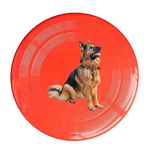 VOLTE German Shepherd Red Flying-discs 150 Grams Outdoor Activities Frisbee Star Concert Dog Pet Toys
