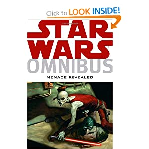 Star Wars Omnibus: Menace Revealed Hayden Blackman, Ryder Windham, Jason Hall and Tim Truman