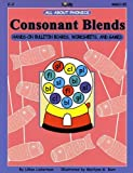 Consonant Blends: Hands-On Bulletin Boards, Worksheets & Games