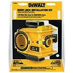 DEWALT D180004 Bi-Metal Door Lock Ins...