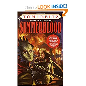 Summerblood by Tom Deitz