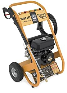 Steele Products SP-WG300 3,000 PSI 2.7 GPM Gas Powered Pressure Washer With 30-Foot Hose