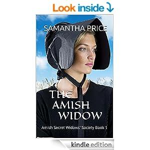 The Amish Widow (Amish Romance Mystery) (Amish Secret Widows' Society Book 1)