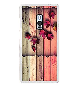 Wooden Pattern 2D Hard Polycarbonate Designer Back Case Cover for OnePlus 2 :: OnePlus Two :: One +2