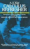Calculus Refresher (Dover Books on Mathematics)