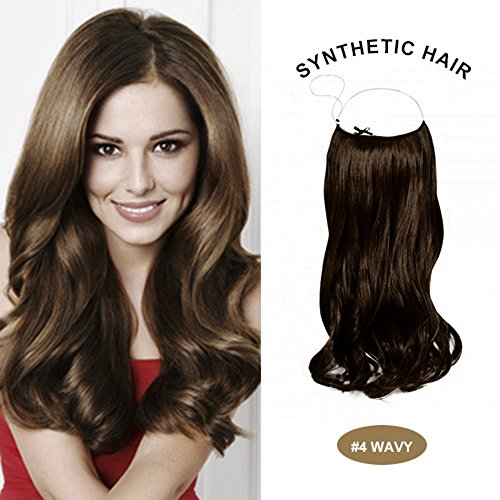 COCO Secret Extensions Curly Wavy Hair E