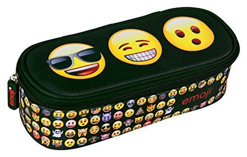 Undercover emtu7731–Estuche Emoji, 21x 9x 5cm