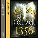 1356 Audiobook by Bernard Cornwell Narrated by Jack Hawkins