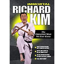 Immortal Richard Kim