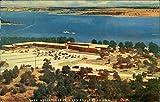 Lake Murray Lodge Ardmore, Oklahoma Original Vintage Postcard