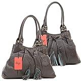 Gigi Shoulder Bag - Sicily CN7500 - Leather