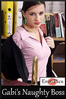 Gabi's Naughty Boss Put A Vibrator In Her Desk Drawer! (Adult Picture Book - High Definition Porn Featuring Sexy Nude Girls And XXX Teen Sex!)