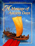 A Message of Ancient Days (0395809312) by Armento, Beverly J.