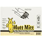 by Mutt Mitt  (416)  Buy new:  $29.99  $20.99  3 used & new from $20.99