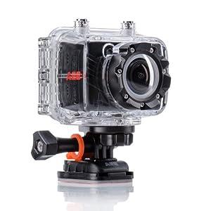 PNJ Cam - AEE SD19 - Camescopes - Compact - 1080 pixels - 8 Mpix