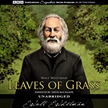 Leaves of Grass | Livre audio Auteur(s) : Walt Whitman Narrateur(s) : David McCallion
