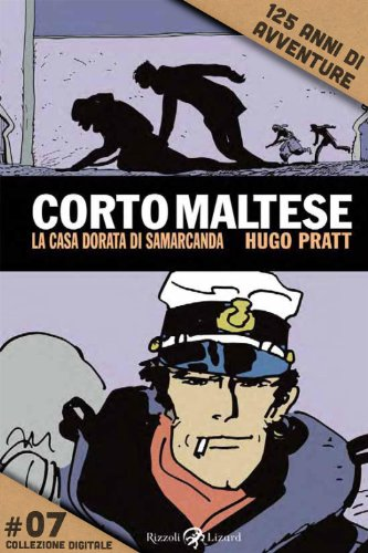 Corto Maltese - La casa dorata di Samarcanda #7 (Tascabili Pratt)