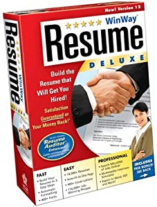 size20ptget this winway resume deluxe 120 for freesize