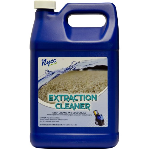 Nyco Products Nl90360 Deep Cleans And Deodorizes Extraction Cleaner, 3.0 - 6.0 Ph, 1 Gallon Bottle (Case Of 4) front-30345
