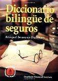 Diccionario Bilingue De Seguros