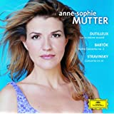 Dutilleux / Bartók / Stravinsky: Violin Concertos