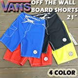 VANS/バンズ OFF THE WALL BOARDSHORTS 21