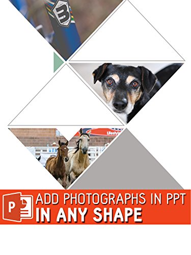 Add photographs in PPT in any shape